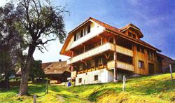 Schweizer Holz von Keller bis Dach - Familie Hebeisen von Farni BE